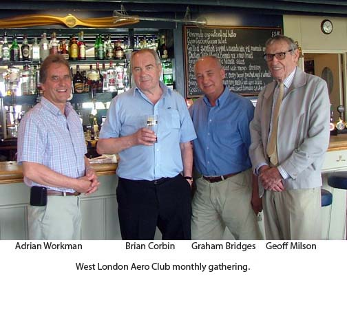 AW05 West London Aero Club monthly gathering