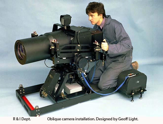 AW07 Oblique camera installation from R&I Dept