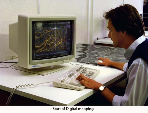 AW11 Digital Mapping