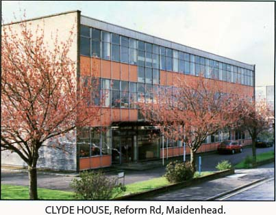 Clyde House, Reform Road, Maidenhead