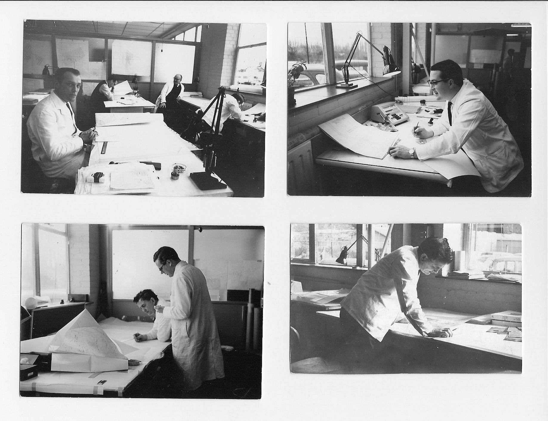 Photographs by Ulrich Münzer, 1966