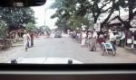 Driving Through the main street !