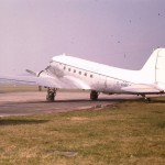 DC3 GAMCA with boom magnetometer