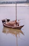 Sitang river boat