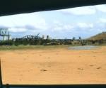 War damage at Onitsha