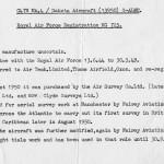 RL04 Dakota G-ALWC history