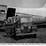 AW04 Salisbury Airport